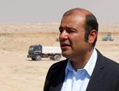خالد حنفى وزير التموين والتجارة الداخلية