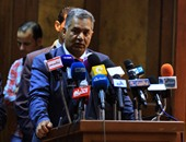 وزير الآثار المصرى ممدوح الدماطى