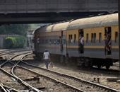 السكة الحديد - أرشيفية