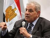 رئيس الوزراء المصرى إبراهيم محلب