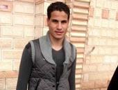 حاتم توفيق الظهير الأيمن للجونة لاعب منتخب مصر للشباب السابق