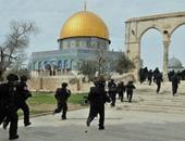 يهود يقتحمود الأقصى - صورة أرشيفية