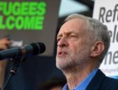 زعيم حزب العمال البريطانى جيريمى كوربين