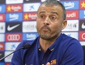 لويس إنريكى مدرب برشلونة