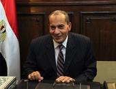 الدكتور عصام فايد وزير الزراعة