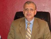 المهندس مصطفى مجاهد رئيس مجلس إدارة شركة مياه الشرب والصرف بالقليوبية