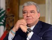 وزير الداخلية والبلديات اللبنانى نهاد المشنوق