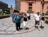 المتحف المصرى ارشيفية