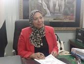 منى مصطفى يحيى وكيل وزارة التربية والتعليم بكفر الشيخ