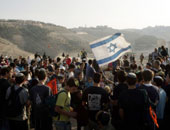 أرشيفية لمستوطنين إسرائيليين