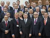أعضاء البرلمان الألمانى _ أرشيفية