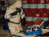 أسلحة كيميائية