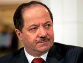مسعود بارزانى رئيس اقليم كردستان