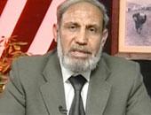 محمود الزهار عضو المكتب السياسى لحركة المقاومة الإسلامية حماس