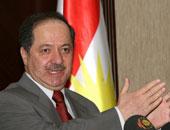 مسعود بارزانى رئيس إقليم كردستان العراق
