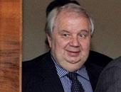 وزير الخارجية الروسي سيرجى ريابكوف