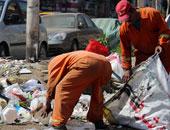عمال نظافة - أرشيفية