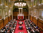 البرلمان الكندى