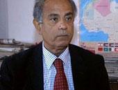 السفير حسين هريدى مساعد وزير الخارجية الأسبق