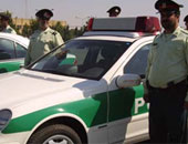 عناصر من الشرطة الإيرانية