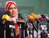 داليا زيادة المدير التنفيذى لمركز ابن خلدون للدراسات الإنمائية