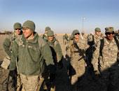 عناصر الجيش الامريكى