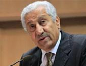 عبد الله النسور رئيس الوزراء الأردنى