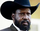 رئيس جنوب السودان سلفاكير