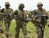 عناصر من جيش النيجر