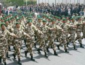 الجيش المغربى