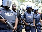 الشرطة فى الكونغو ـ صورة أرشيفية