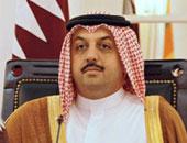 وزير الخارجية القطرى خالد العطية