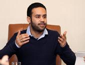محمود بدر مؤسس حركة تمرد