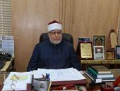 الشيخ جعفر عبد الله رئيس قطاع المعاهد الأزهرية