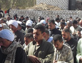 صلاه جنازه - أرشيفية