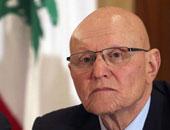 تمام سلام رئيس الحكومة اللبنانية