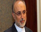 على أكبر صالحى رئيس وكالة الطاقة النووية الإيرانية