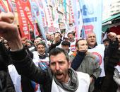 تظاهرات فى تركيا - أرشيفية