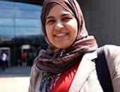 الناشطة الحقوقية داليا زيادة المدير التنفيذى لمركز ابن خلدون للدراسات الإنمائية