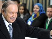 عبد العزيز بوتفليقة رئيس الجزائر