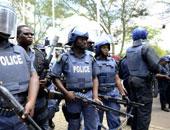 شرطة موزمبيق