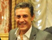 زكريا ناصف لاعب الأهلى ومنتخب مصر السابق