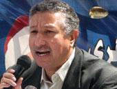 خالد الشريف المستشار الإعلامى لحزب البناء والتنمية