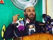 طارق الزمر رئيس حزب البناء والتنمية المدرج على قوائم الإرهاب