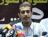 طارق الخولى أحد مؤسسى جبهة شباب الجمهورية الثالثة