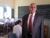 أيمن فهمى إسماعيل المستشار الإعلامى لمديرية تعليم السويس