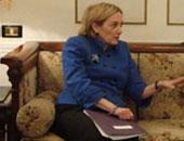 آن باترسون مديرة الوكالة الأمريكية للتنمية الدولية فى لبنان