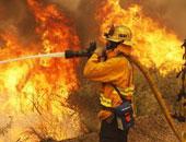 """رجال الإطفاء """"أرشيفية"""""""