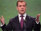 مدفيديف رئيس الوزراء الروسى