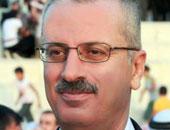 رامى الحمد الله رئيس الحكومة الفلسطينية